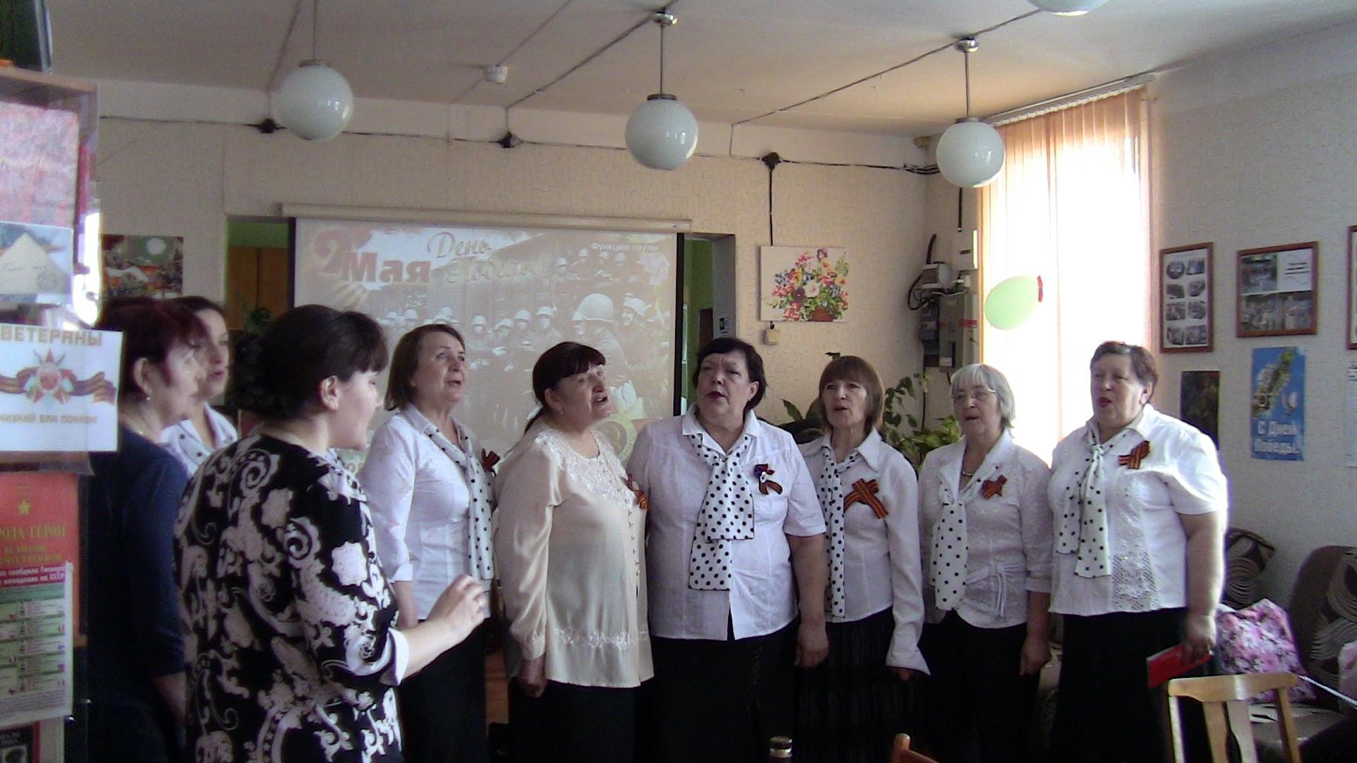 Вокальная группа Россиянка.