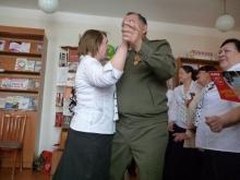 Полковник в отставке Ткаченко Виктор Николаевич.